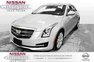 2016 Cadillac ATS 2.5L Standard RWD ONE OWNER/NEVER ACCIDENTED/O