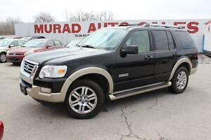 2007 Ford Explorer!!! 6 PASSENGER !! LEATHER !!!