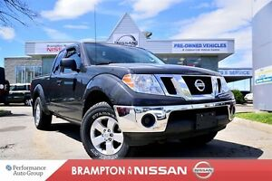 2012 Nissan Frontier SV-V6 King Cab 4x4 *Bluetooth|Power package