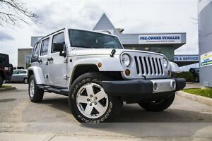 2008 Jeep Wrangler Unlimited Sahara *4X4 |Remote Starter*