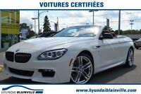 2015 BMW 650I xDrive M PACKAGE, PLUSIEURS EXTRAS