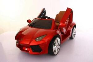 LAMBO | KIDS RIDE ON CAR | BRAND NEW | FREE SHIPPING | CALL 1-800-821-0552 OR VISIT TOPTECHFACTORY.COM