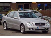Mercedes-Benz E Class 2.1 E220 CDI Avantgarde, Sat Nav, Xenons, Leather Low Miles