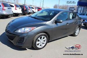 2011 Mazda MAZDA3 GX *A/C*22,34$/sem*