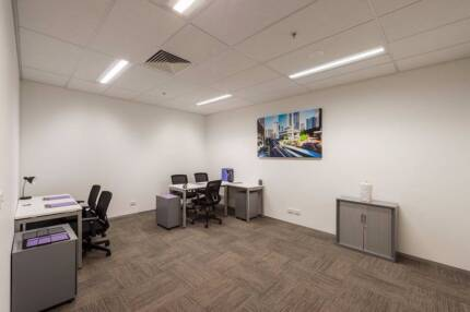 Box Hill Suite 214-private office