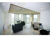 LUXURY VACANT DESIGNER FURNISHED 2 BEDROOM 2 BATH SPACIOUS APARTMENT IN ROYAL DOCKS E16 CANARY WHARF