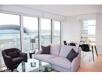 Brand New 2 Bed 2 Bath Apartment in Glasshouse Gardens, Stratford, Balcony, Concierge, Gym- VZ