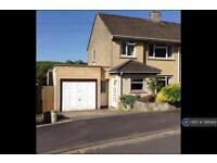 3 bedroom house in Leighton Road, Bath, BA1 (3 bed)