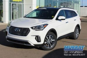 2018 Hyundai Santa Fe XL LUXURY AWD