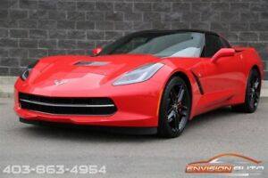 2015 Chevrolet Corvette Stingray Coupe 3LT ZF1 NPP ONLY 7,100KMS