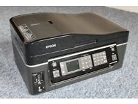 EPSON Stylus SX600FW 3 in 1 - Inkjet Printer/Scanner/Fax