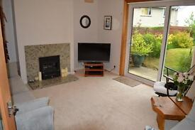 Fantastic 4 Bed house for rent with garage & fully enclosed garden in desirable area - Unfurnished