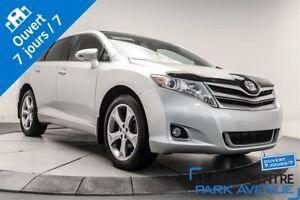 2014 Toyota Venza V6, AWD, CUIR, TOIT
