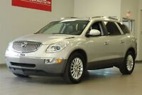 2011 Buick Enclave CXL AWD 7 PASSAGERS DVD/TV