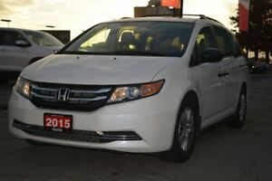 2015 Honda Odyssey LX/ PERFECT FAMILY VAN! ACCIDENT FREE!
