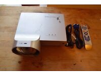 Promethean/Sanyo - PRM-20A(S) Short Throw Projector - BRIGHT!! - WORKING!! (2)