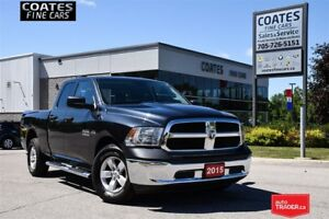 2015 Ram 1500 ST 2WD~New Rear Pads & Rotors~4 New Tires~