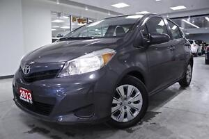 2013 Toyota Yaris LE,  CRUISE, PWR GROUP, NO ACCIDENT, LOW KM 'S