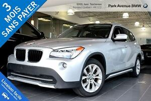 2012 BMW X1 xDrive28i+ Groupe Superieur
