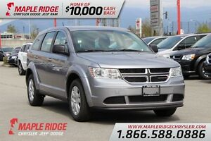 2015 Dodge Journey CVP/SE Plus w/ Pwr Options & No Accidents