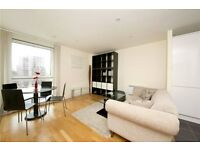 Modern and spacious 1 bedroom flat to rent close to Canary Wharf. Stunning views and 24 hr concierge