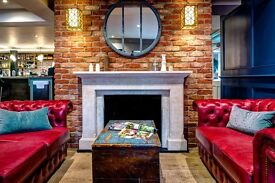 Host / Hostess great pay + generous service charge + hours Thursday to Friday