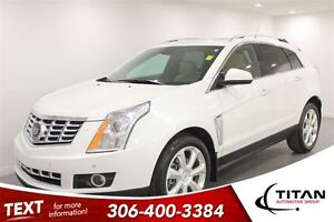 2014 Cadillac SRX Premium Collection|AWD|Nav|Cam|Bluetooth