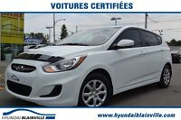 2013 Hyundai Accent GL A/C, SIÈGES CHAUFFANTS, GR. ÉLECT.,