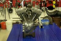 2007 HARLEY DAVIDSON ENGINE 96 CUI  & 6 SPEED TRANY FOR SALE