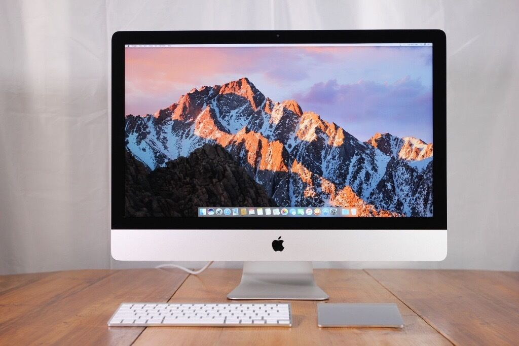 """27"""" iMac 3.2 Quad Core i5/ 8GB Ram/1TB Hard Drive/ Wireless Keyboard /Wireless Mousein Poole, DorsetGumtree - Late 2012 iMac in excellent condition, selling due to upgrade. Wireless Mouse or Wireless Trackpad NO OFFERS WHAT SO EVER"""