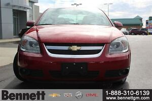 2010 Chevrolet Cobalt LT -Auto with a Sunroof + A/C Kitchener / Waterloo Kitchener Area image 2