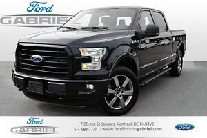 2015 Ford F-150 FX4  4WD