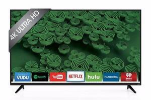 VIZIO 58 INCH LED SMART 4K TV *** PRE-BLACK FRIDAY SALE***