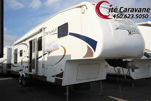 2008 Dutchmen Fifth-wheel Denali 31SB 2 extensions ! 2008