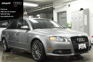 2007 Audi A4 3.2 Sdn 6sp at Tip Qtro