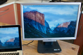 "Monitor LCD 19"" inch Widescreen Acer AL1916W"