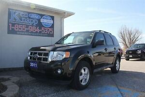 2011 Ford Escape XLT Automatic 2.5L SYNC FWD