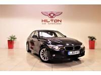 BMW 3 SERIES 2.0 318D SE 4d AUTO 141 BHP NO DEPOSIT NEED - DRIVE AWAY TODAY (black) 2013