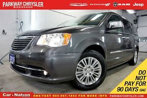 2015 Chrysler Town & Country LIMITED| FULLY LOADED| PWR 3RD ROW