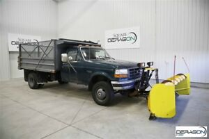 1995 Ford F-350 DOMPEUR XL PELLE A NEIGE
