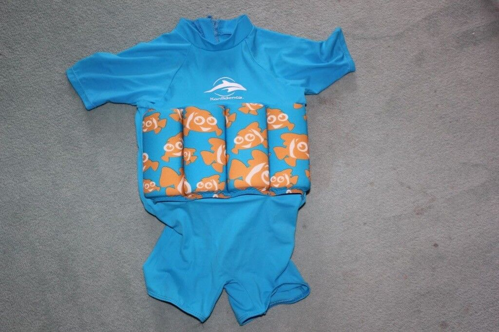 f5fe6d1ab0 Konfidence Float Suit - Clownfish (1-2 Years) | in Malmesbury ...