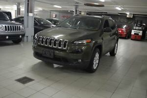 2016 Jeep Cherokee NORTH 4X4 *SIEGES+VOLLANT CHAUFFANT/HITCH*