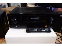 Pioneer VSX-930-K 7.2 Channel Network AV Receiver with Dolby Atmos