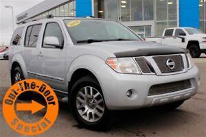2012 Nissan Pathfinder LE 7 Pass| Sun| Heat Leath/Wheel| Bose®|
