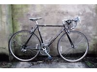 RALEIGH M-TRAX 200, 21.5inch small size, vintage racer racing road bike, 12 speed, Cinelli handlebar