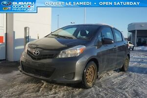 2012 Toyota Yaris LE BLUETOOTH+CRUISE