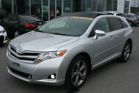 2014 Toyota Venza XLE V6 AWD **CUIR+TOIT** SEULEMENT 25 000KM**