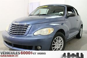 2006 Chrysler PT Cruiser GT 2.4 turbo , pneus hiver