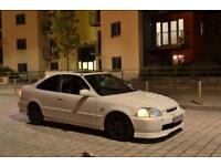 Civic coupe 1.6 automatic