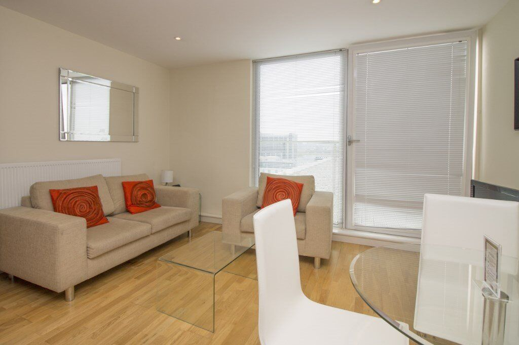 # Stunning 1 bedroom coming available in Denison House on the 8th floor - Canary Wharf!!